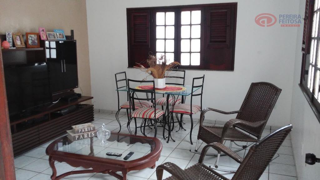 Casa residencial à venda, Jardim Eldorado, São Luís - CA1296.