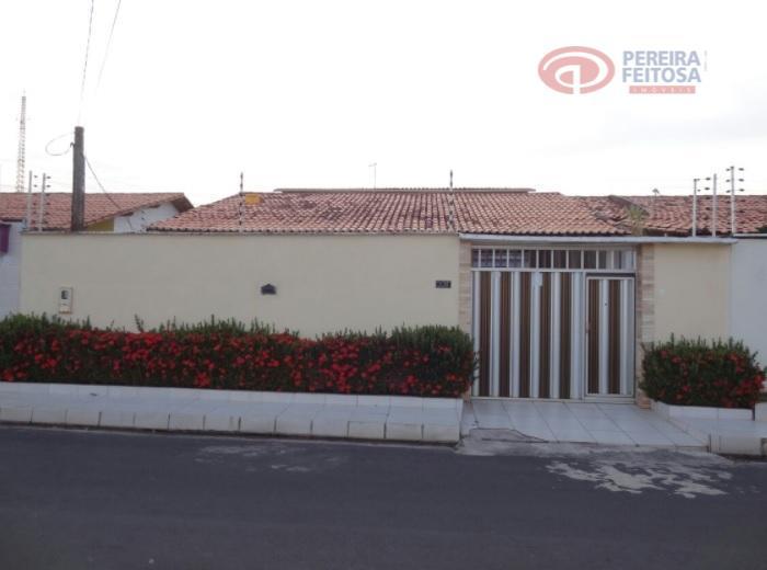 Casa residencial à venda, Cohama, São Luís - CA1297.