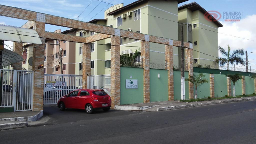 Apartamento residencial para locação, Turu, São Luís - AP1738.