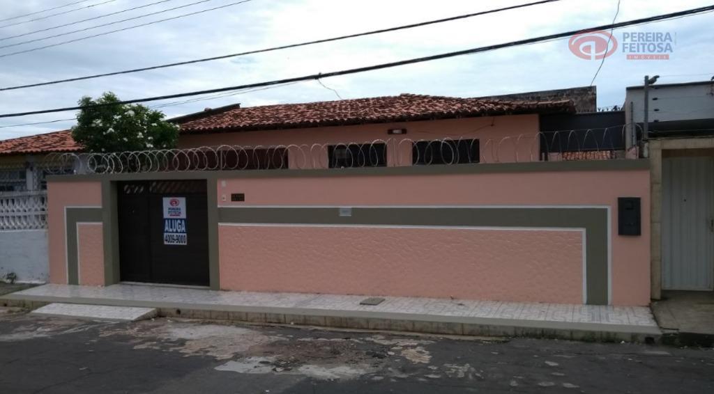 Casa residencial para locação, Parque Amazonas, São Luís - CA0842.