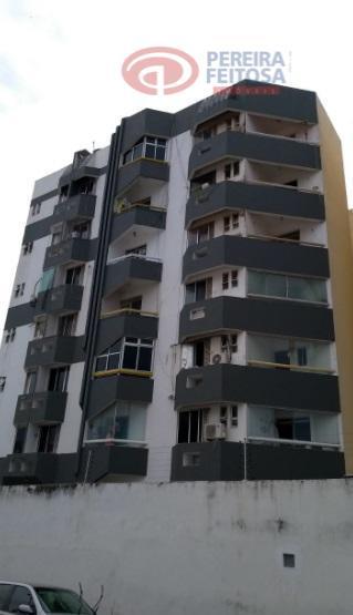 Apartamento residencial para locação, Areinha, São Luís - AP0512.