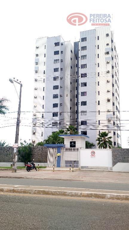 Apartamento residencial para venda e locação, Turu, São Luís - AP1745.