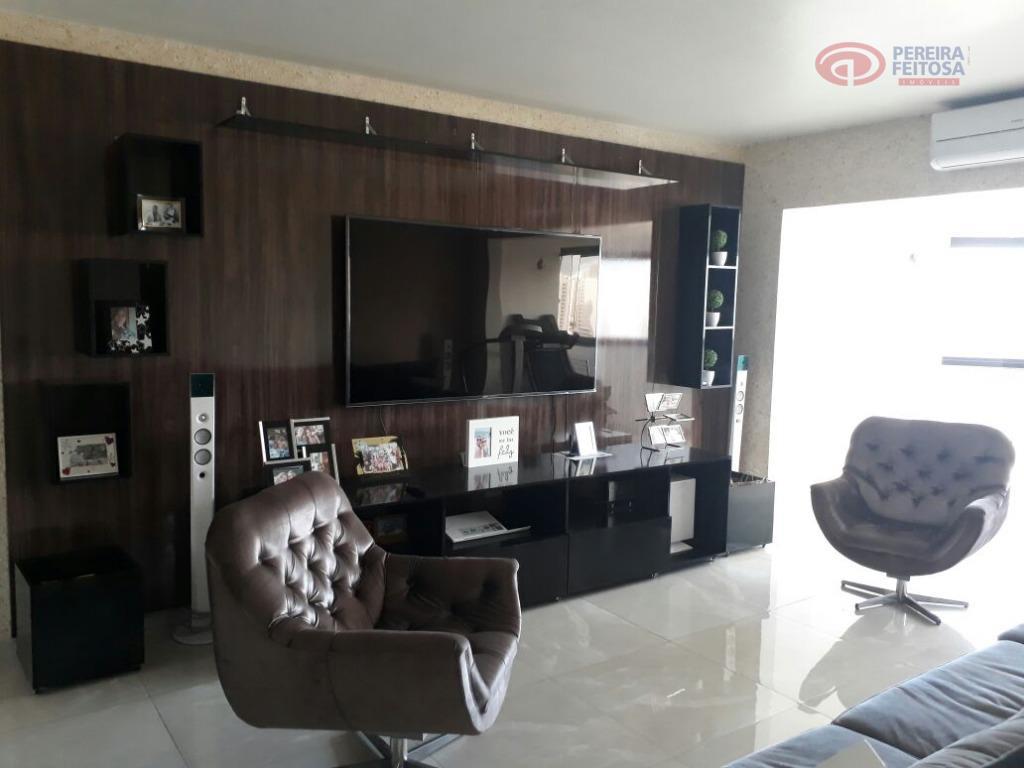 Apartamento residencial à venda, Ponta D Areia, São Luís - AP1747.
