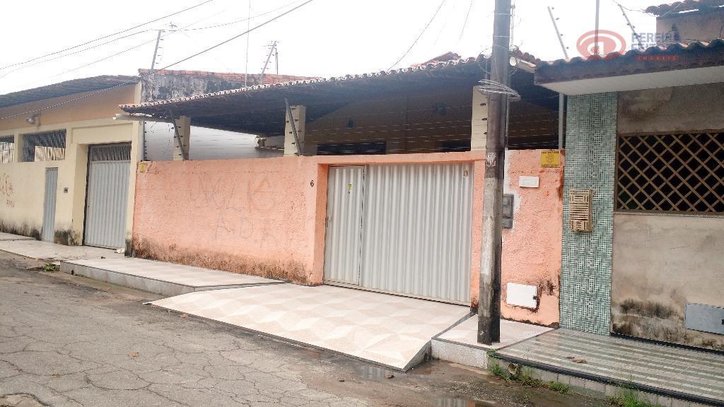 Casa residencial à venda, COHAB Anil IV, São Luís.