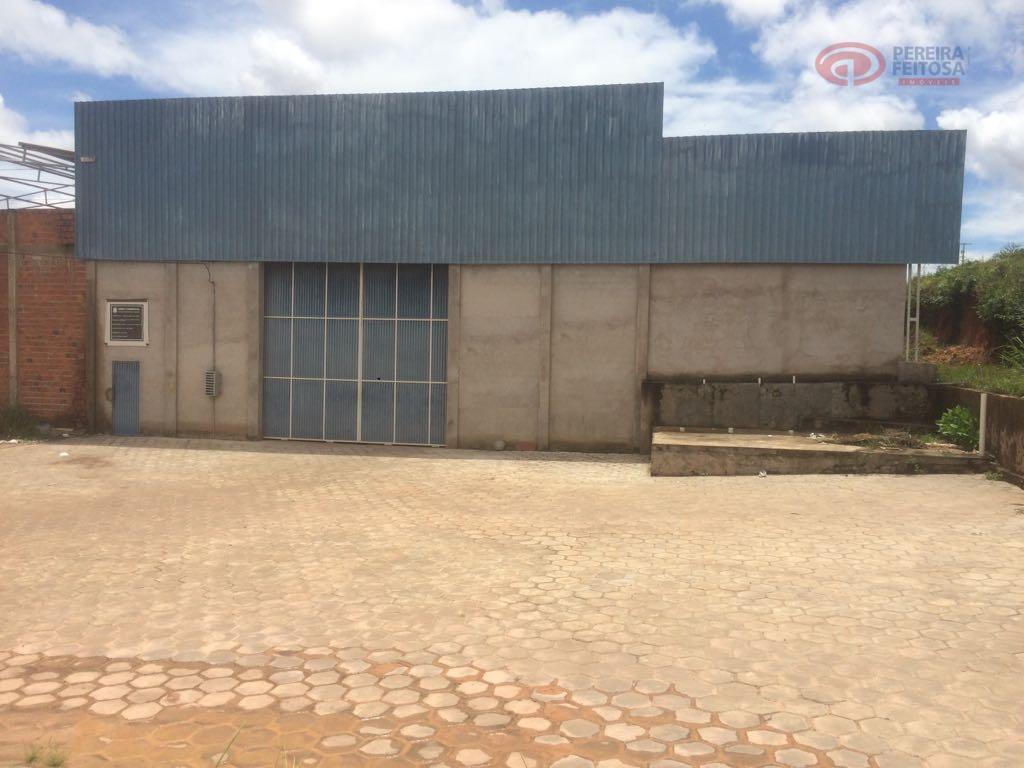 Galpão comercial para venda e locação, Maracanã, São Luís - GA0067.