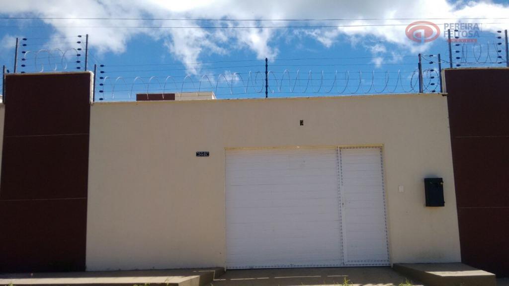 Casa residencial à venda, Loteamento Farol Araçagi, Raposa - CA1325.