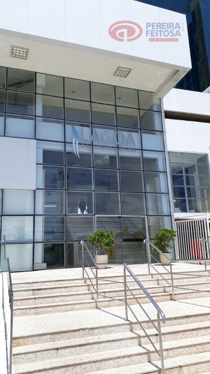 Sala comercial para locação, Ponta D Areia, São Luís - SA0202.
