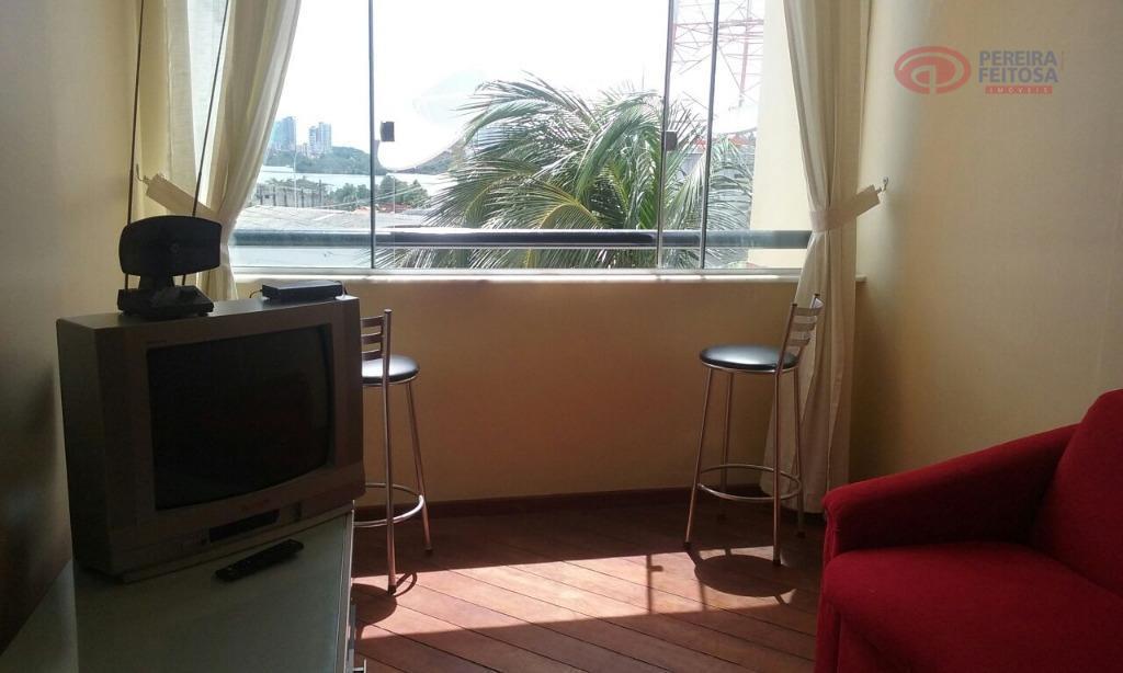 Apartamento residencial para locação, São Francisco, São Luís - AP1758.
