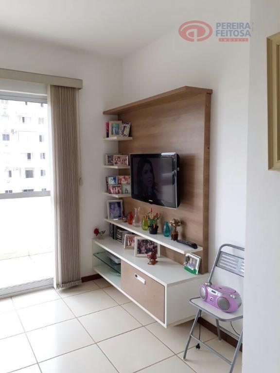 Apartamento residencial à venda, Recanto Vinhais, São Luís.