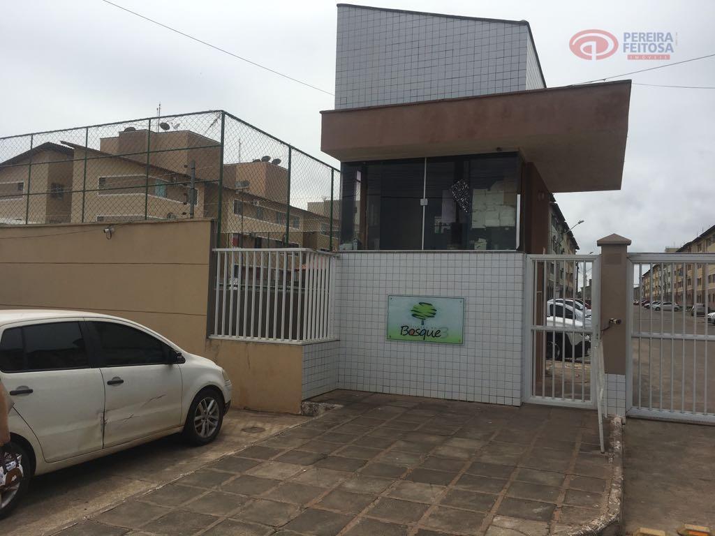Apartamento com 2 dormitórios à venda, 54 m² por R$ 120.000 - Maiobinha - São Luís/MA