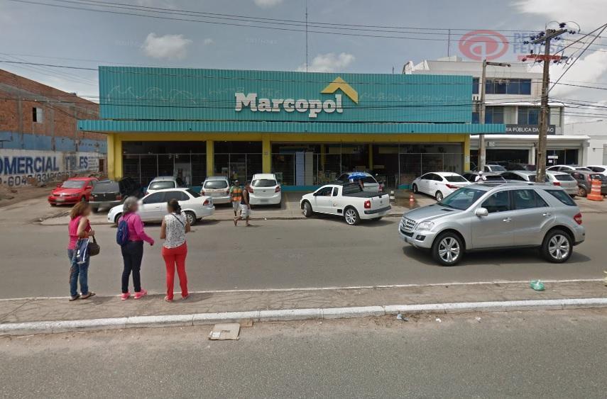 Galpão comercial para venda e locação, Centro, São Luís - GA0071.