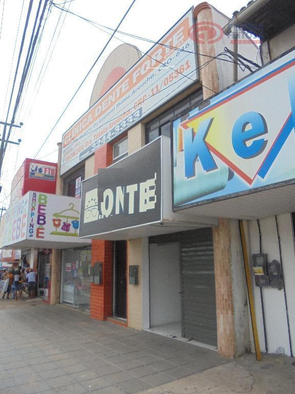 Prédio comercial para locação, COHAB Anil I, São Luís - PR0105.