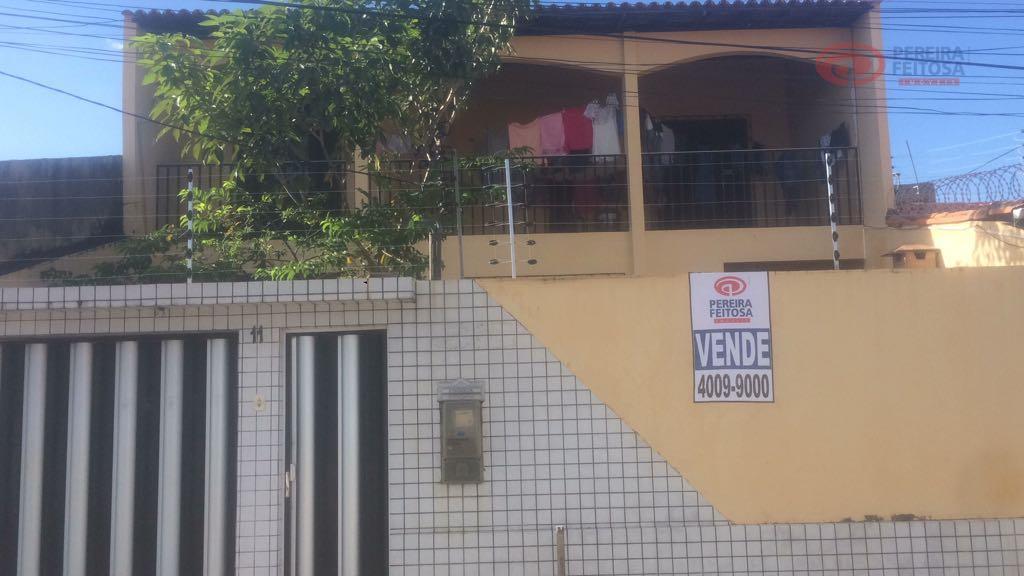 Casa residencial à venda, Ipase, São Luís - CA1354.