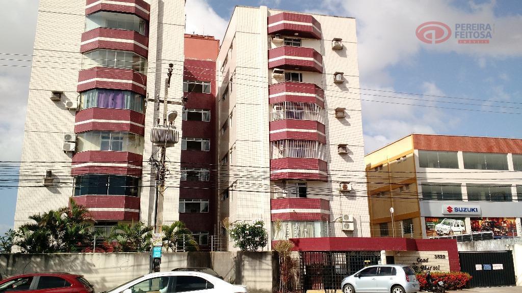 Apartamento com 3 dormitórios à venda, 125 m² por R$ 320.000 - Turu - São Luís/MA
