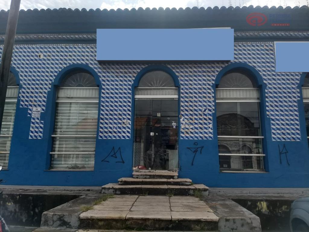 Ponto comercial para venda e locação, Centro, São Luís - PT0020.