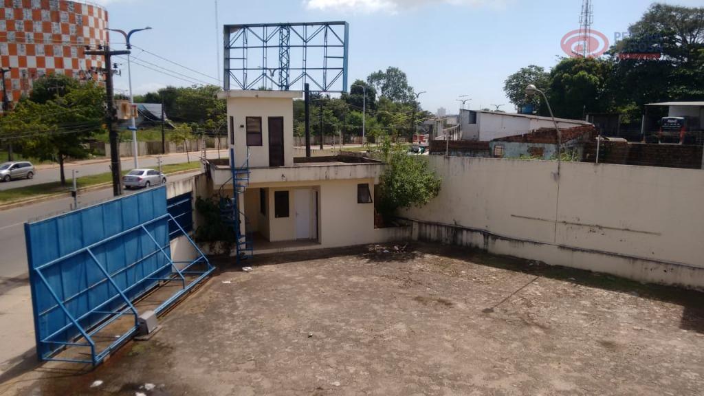 Galpão comercial para locação, Santo Antônio, São Luís - GA0075.