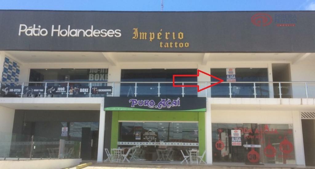 Loja comercial para locação, Ponta da areia, São Luís - LO0176.