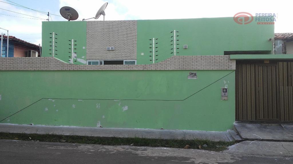 Casa residencial à venda, Cohama, São Luís - CA1368.