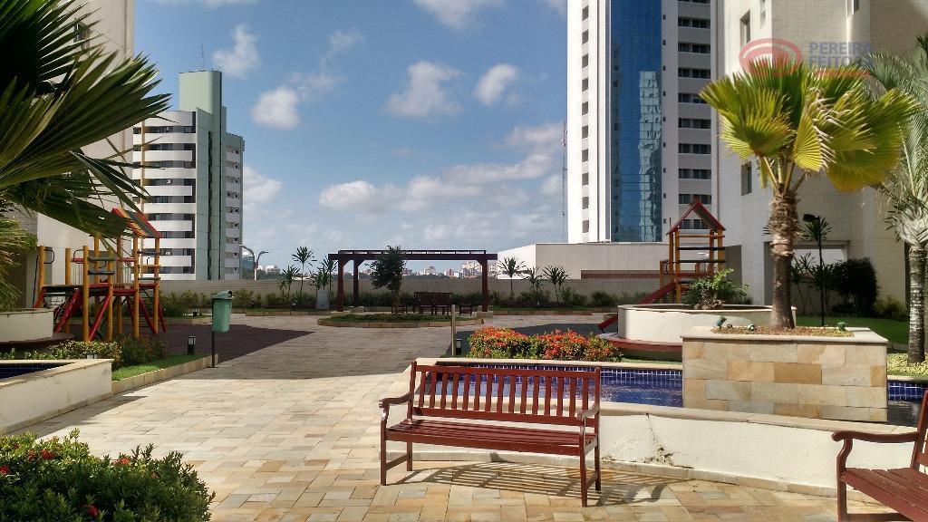 Apartamento residencial à venda, Ponta da areia, São Luís - AP1819.