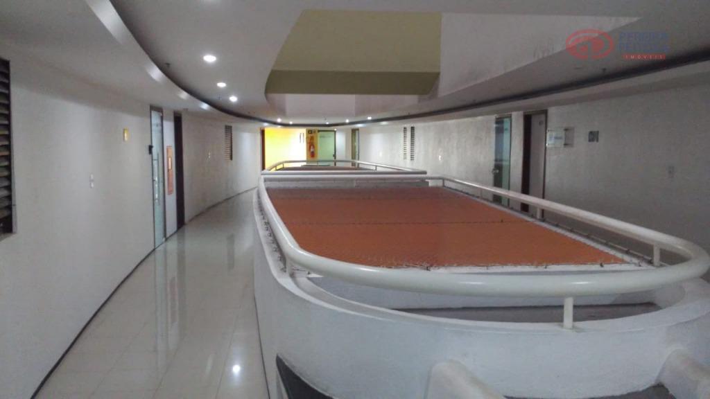 Sala comercial para locação, Calhau, São Luís - SA0211.
