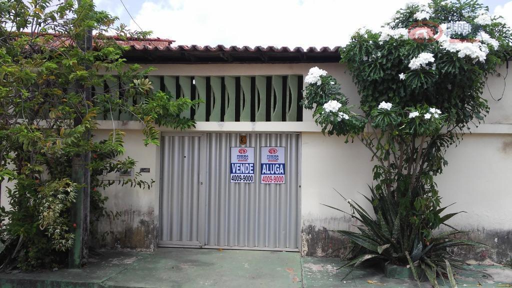 Casa residencial à venda, COHAB Anil III, São Luís.