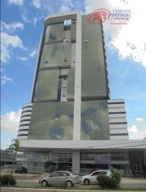 Sala comercial para locação, Calhau, São Luís.