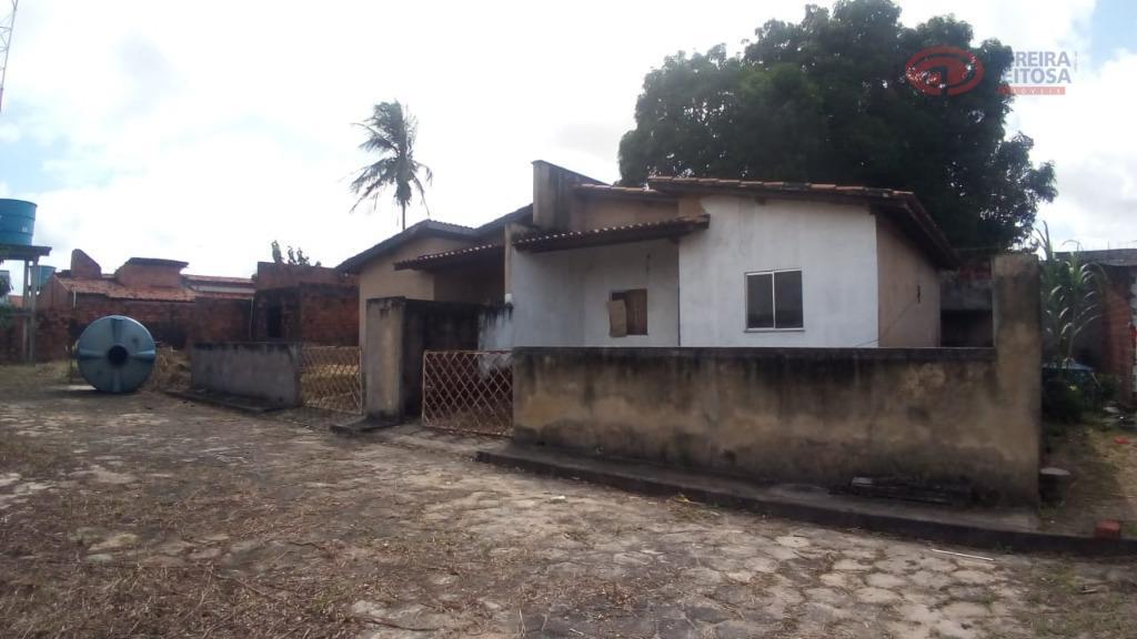Terreno residencial à venda, Maiobão, Paço do Lumiar.