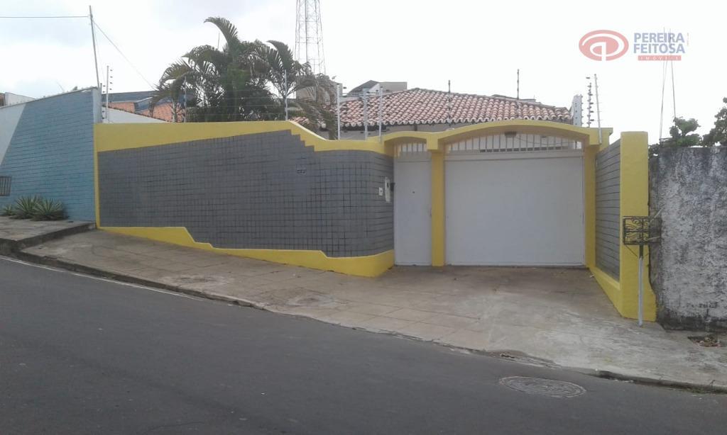 Casa residencial para venda e locação, Jardim São Francisco, São Luís.