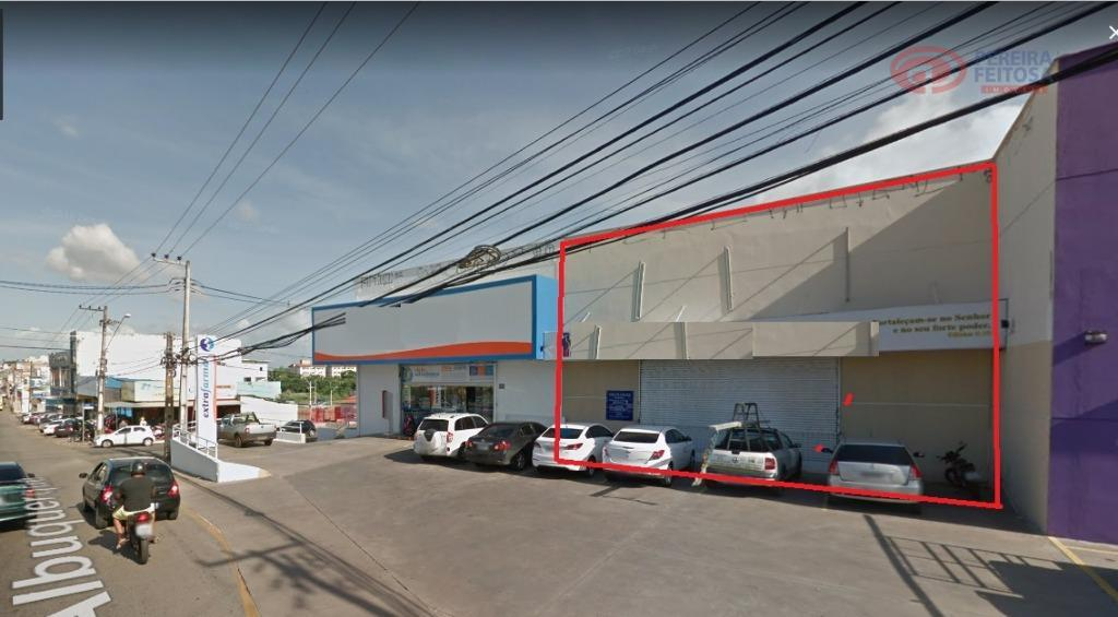 Prédio comercial para locação, Angelim, São Luís - PR0113.
