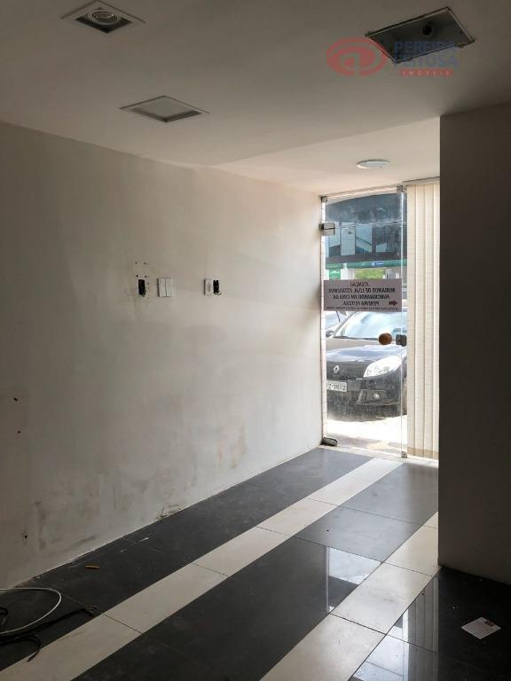 ponto em excelente localização, centralizado no posto il plaza, cohafuma, com 84 m² térreo com recepção,...