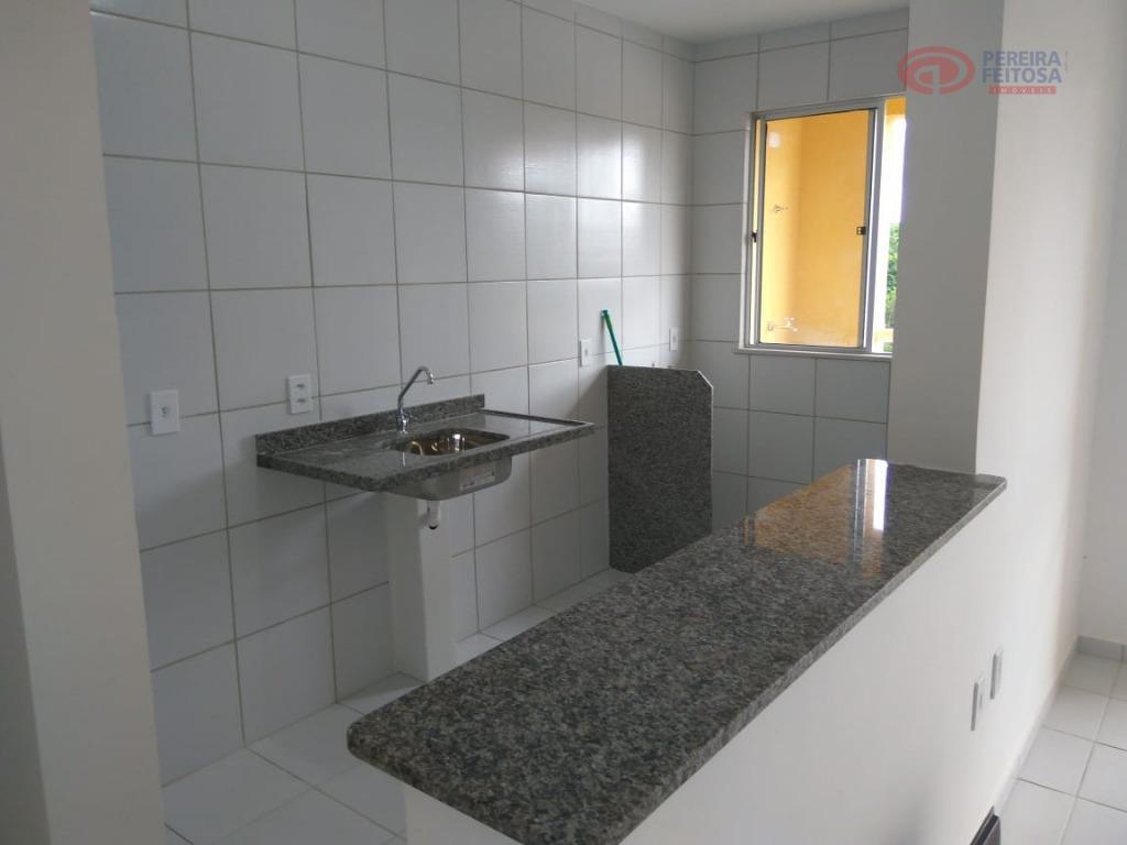 apartamento composto de sala de estar/jantar, varanda gourmet, um quarto, uma suíte, banheiro social, área de...