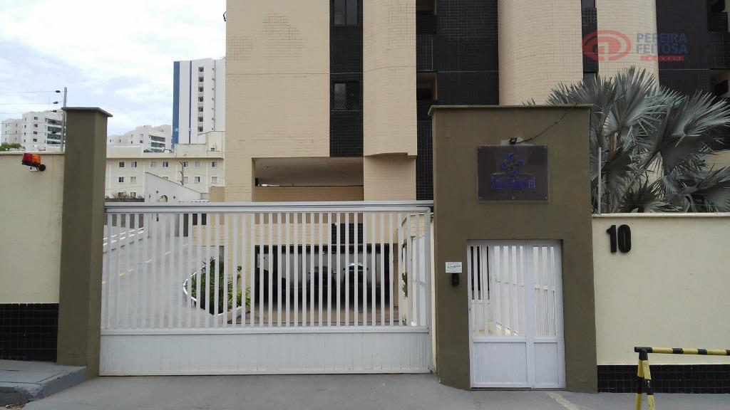 Apartamento residencial para locação, Ponta D Areia, São Luis - Ma
