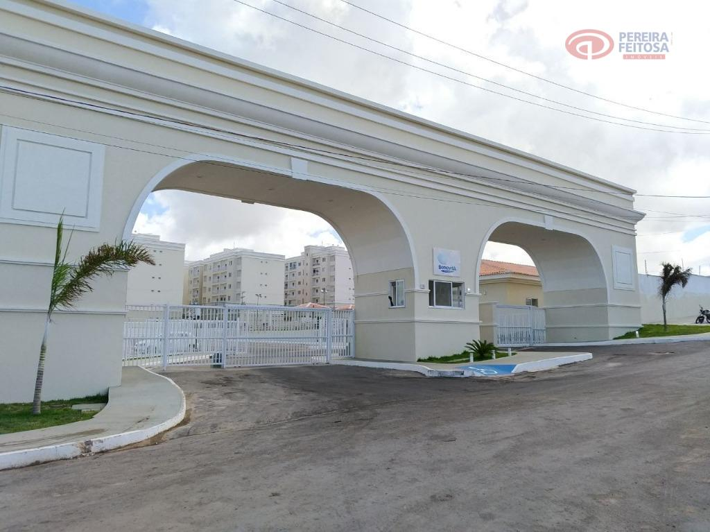 Apartamento residencial para locação, Araçagy, São José de Ribamar.