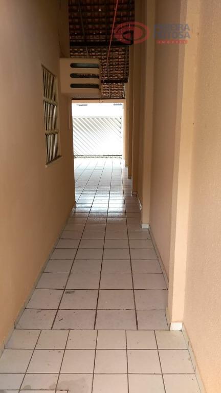 Casa residencial para locação, Vinhais, São Luís - CA1052.