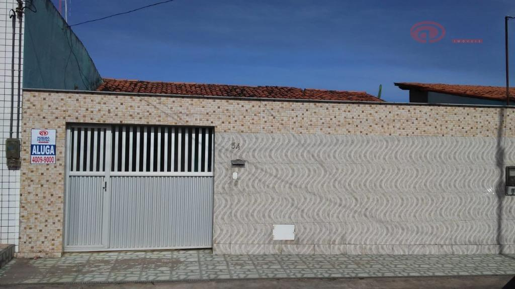 Casa residencial para locação, Cohatrac I, São Luís.