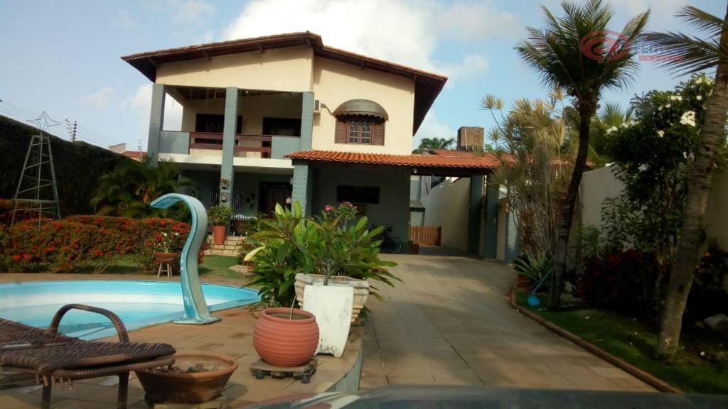 Casa com 4 dormitórios à venda, 514 m² por R$ 650.000 - Olho D Água - São Luís/MA