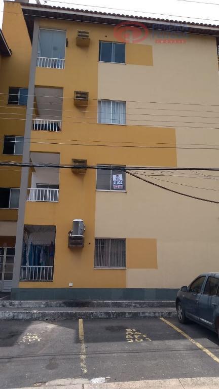 Apartamento Residencial para locação, Turu, São Luís - AP0150.
