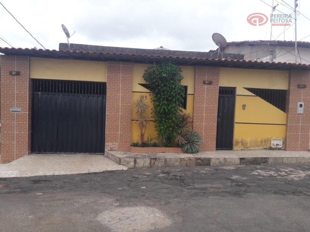 Casa com 3 dormitórios para alugar por R$ 1.400/mês - Vinhais - São Luís/MA