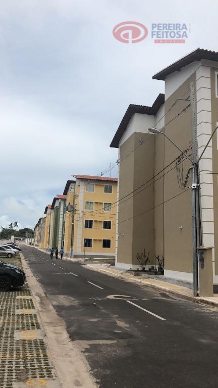 Apartamento para alugar por R$ 800/mês - Turu - São Luís/MA