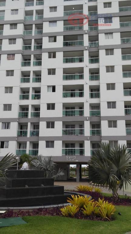 Apartamento  para alugar próximo ao shopping da ilha