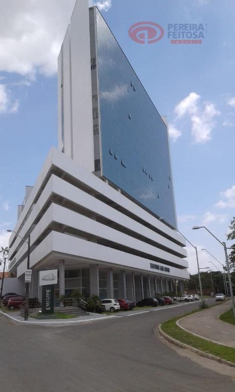 Sala comercial para locação no Executive Lake- Jardim Renascença - São Luís/MA