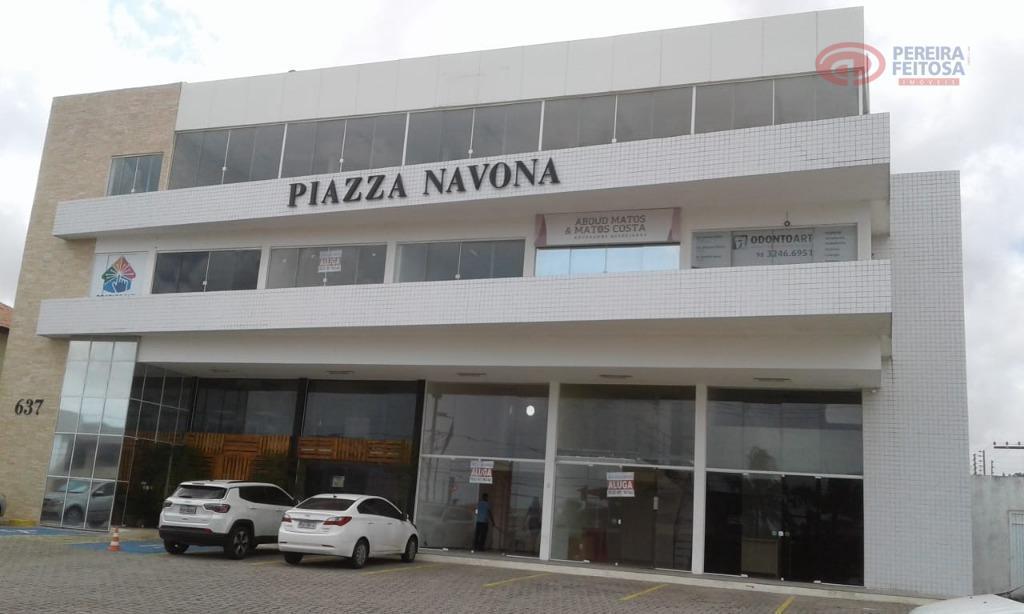Cobertura para alugar, 216 m² por R$ 8.000/mês - Turu - São Luís/MA