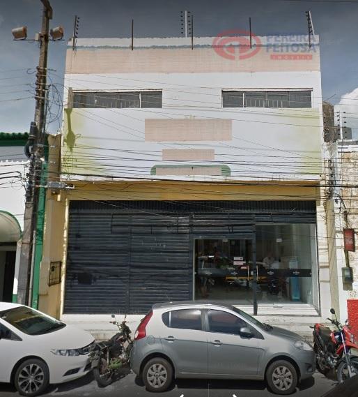 Prédio para alugar, 380 m² por R$ 6.000 - Centro - São Luís/MA