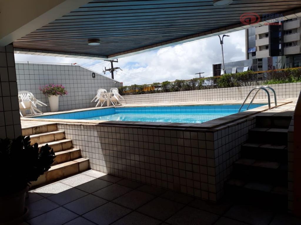 Apartamento com 3 dormitórios à venda por R$ 500.000 - Ponta D Areia - São Luís/MA