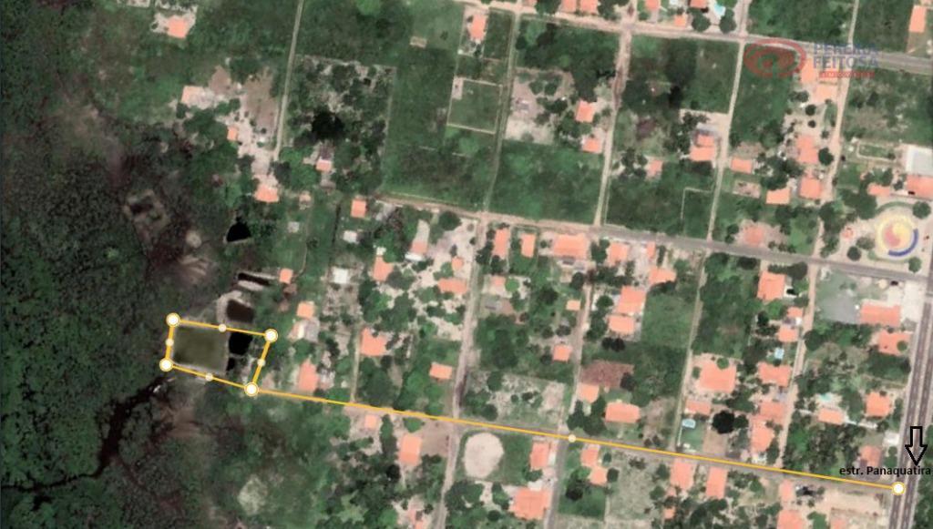 Terreno à venda, 450 m² por R$ 80.000
