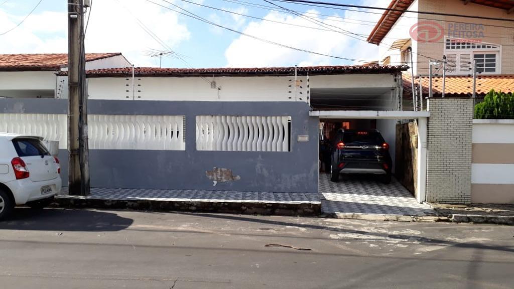 Casa com 3 dormitórios à venda por R$ 380.000 - Cohafuma - São Luís/MA