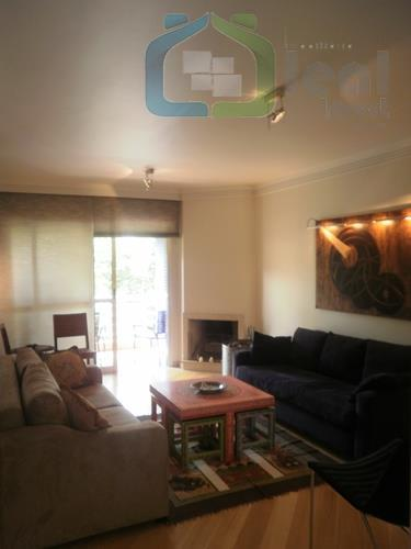 Apartamento para locação, Alto de Pinheiros repleto de armários