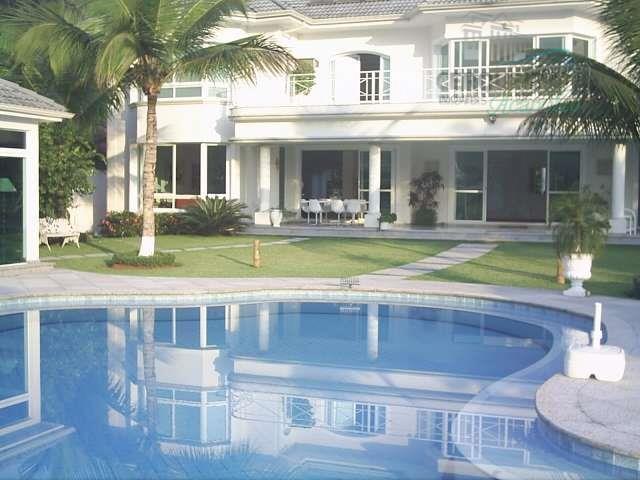 Casa  residencial à venda, Marina Guarujá, Guarujá.