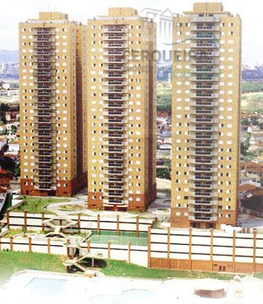 Apartamento  residencial à venda, Vila Polopoli, São Paulo.