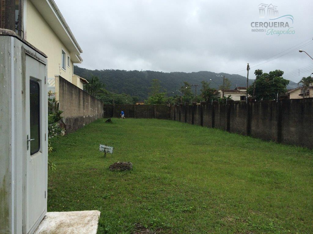 Terreno  residencial à venda, Parque Enseada, Guarujá.